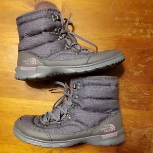 The North Face ankle boots